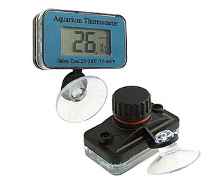 Aquarium Thermometr Waterproof, Термометр